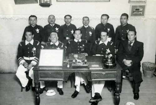cuerpo de bomberos 9
